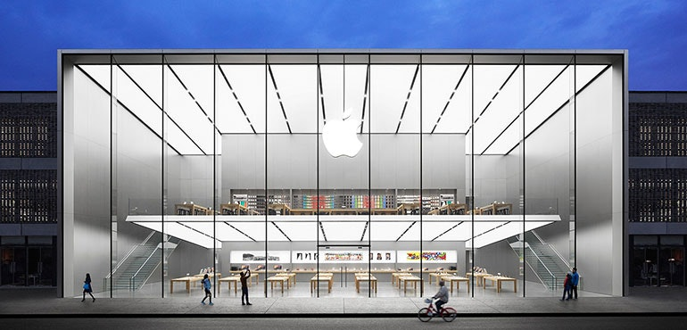 apple store china
