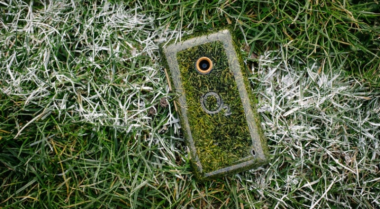 o2 grass phone