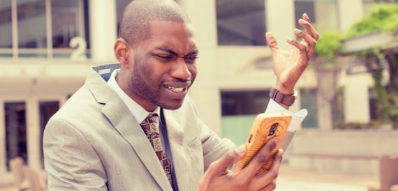 Cancelling your mobile contract early