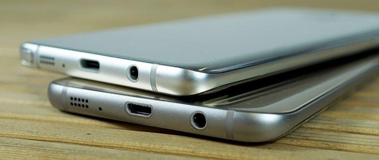Samsung Galaxy Note 7 vs S7 cosy