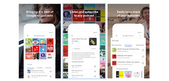Google Podcasts app unveiled