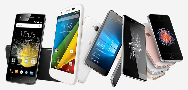 Best cheap phones 2017: we name the top 5 cheap smartphones