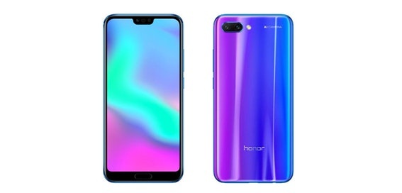 Honor 10: five things you need to know