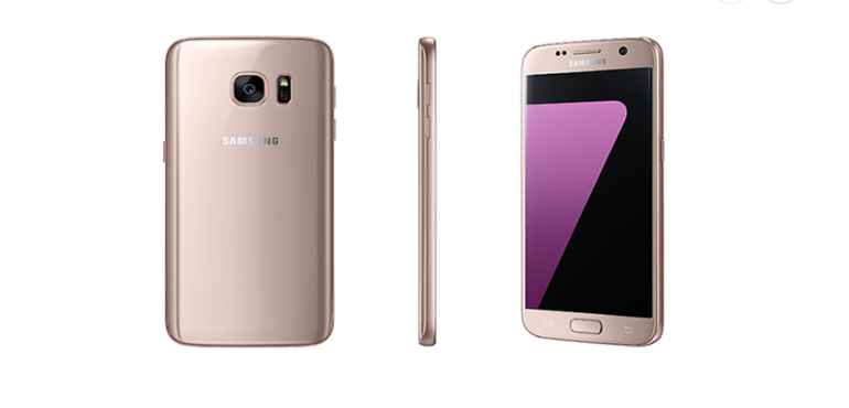 Samsung Galaxy S7 gets new pink version
