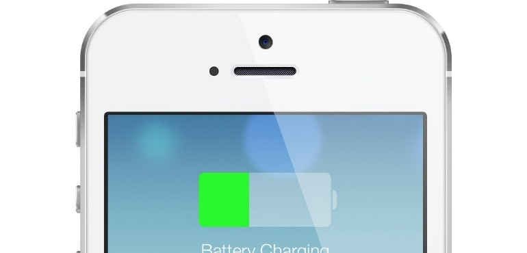 iphone 6 battery charging