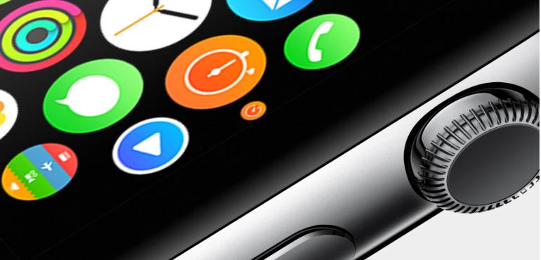 apple watch detail