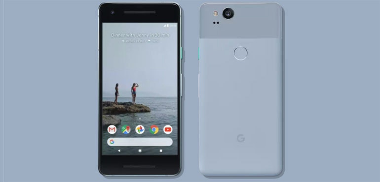Google Pixel 2 and Pixel XL 2 unveiled