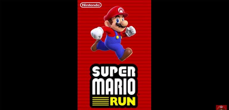 Super Mario Run hits Android early