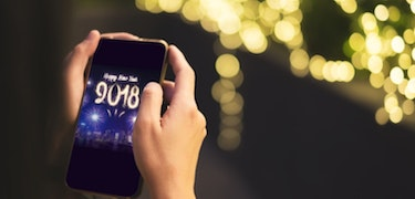 Top ten New Year's Eve apps