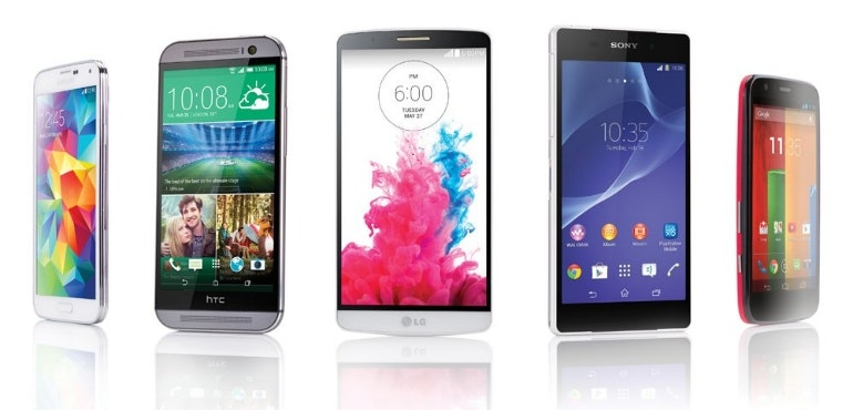 o2 refresh range of phones