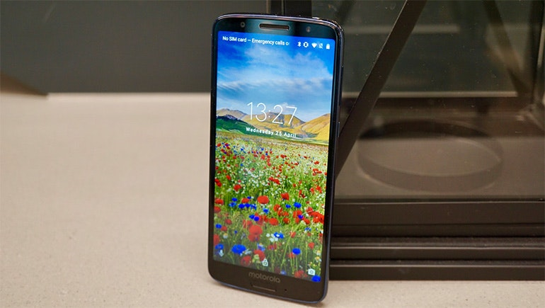 Motorola-Moto-G6-lock-screen