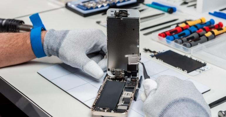 Phone repair screen