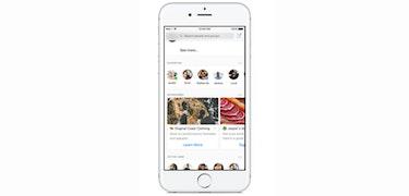 Facebook begins showing sponsored posts in Messenger app