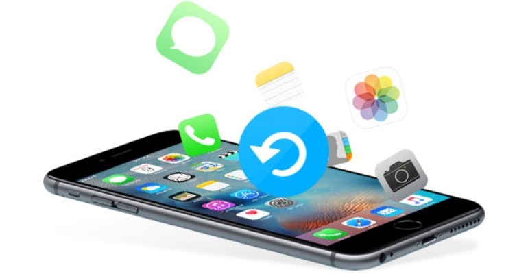 iPhone data backup