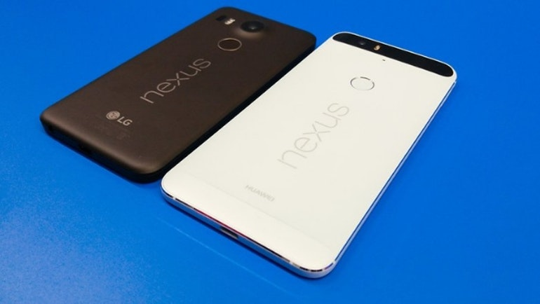 htc google nexus 6p and nexus 5