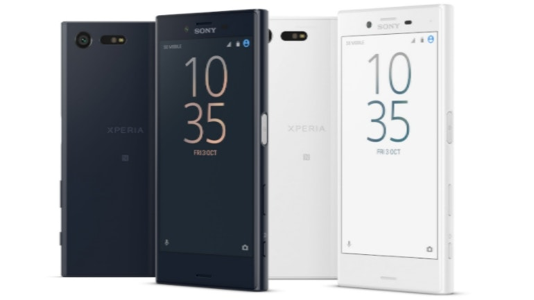 sony xperia x compact colours