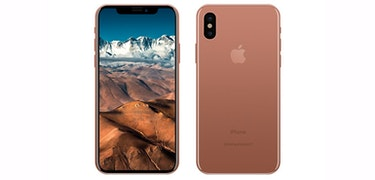 iPhone 8 'Blush Gold' model photos surface online