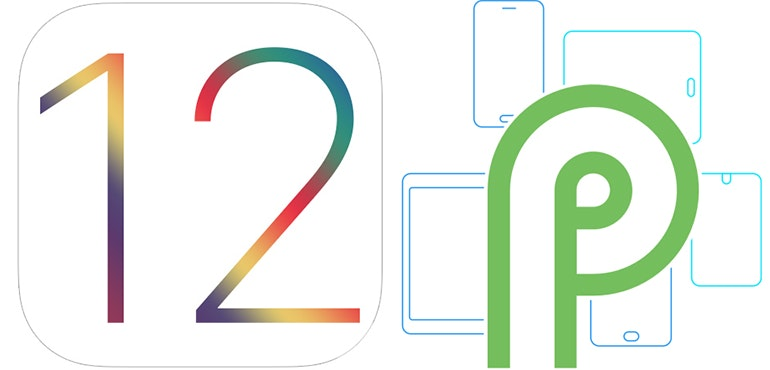 iOS 12 versus Android P: How they stack up against each other