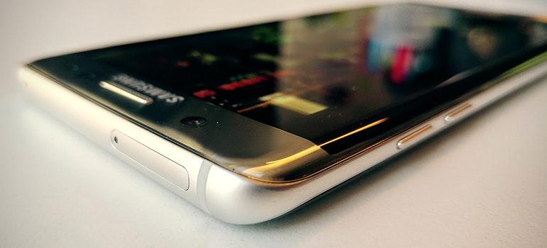Samsung Galaxy Note 7 curve