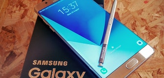Galaxy Note 7: Samsung to prevent discontinued device from charging