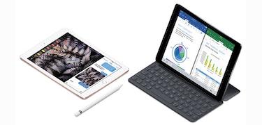 New iPad Pros imminent
