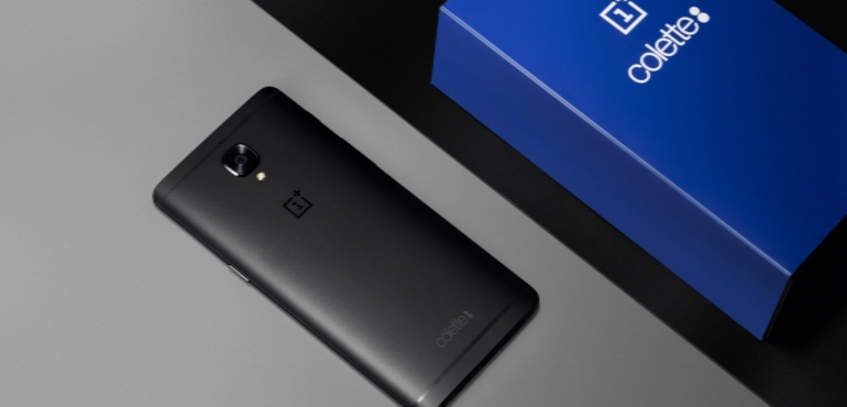 OnePlus 3T colette limited-edition Midnight Black colourway unveiled