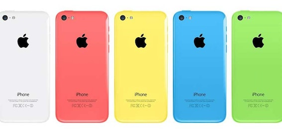 The next iPhone could add a splash of colour