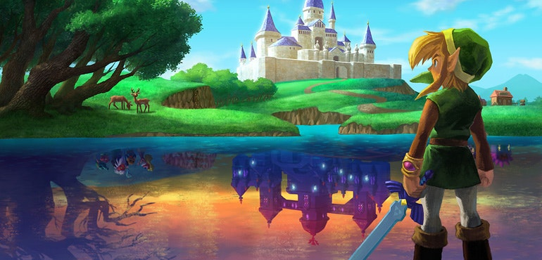 Nintendo primes 'Legend of Zelda' for iOS and Android