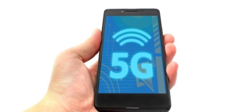5G hero phone