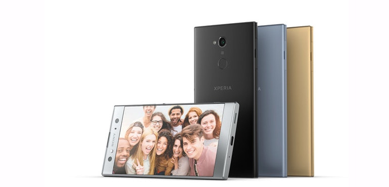 Sony XA2 and XA2 Ultra unveiled, with standout cameras and large screens
