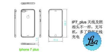 iPhone 7: latest leaks reveal dimensions of new device