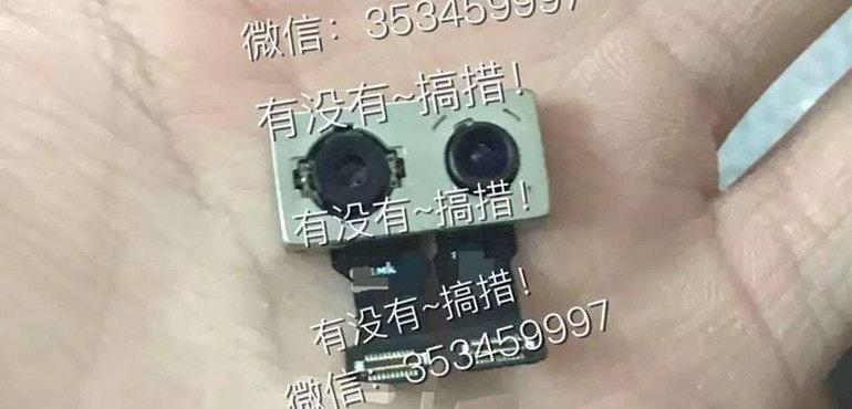 iPhone 7 camera module