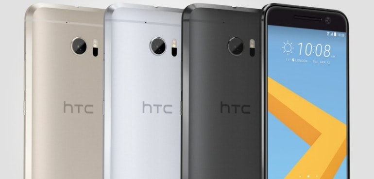 HTC 10 colours