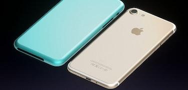 iPhone 7: Apple priming blue version according to rumour