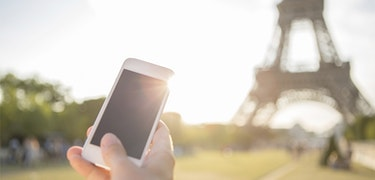 Vodafone offers free roaming to 40 European destinations