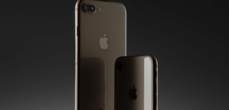 iPhone 8 and iPhone 8 Plus priced and on pre-order on Three