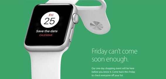 Apple teases Black Friday discounts