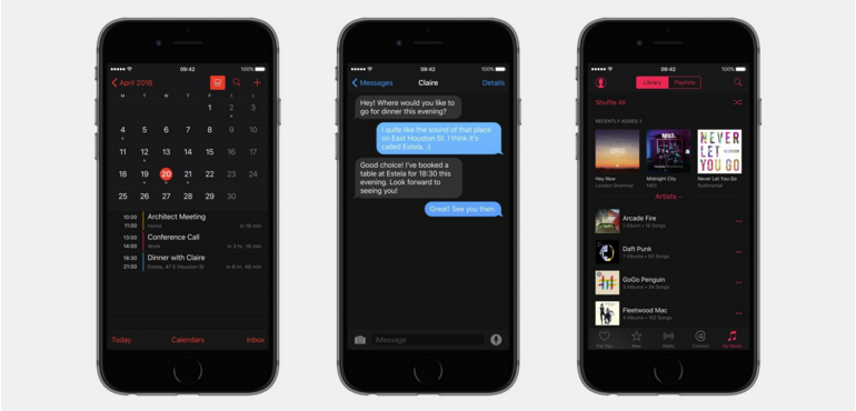 iOS 10 concept offers glimpse of Apple's plans