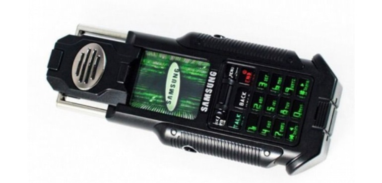 Samsung Matrix phone