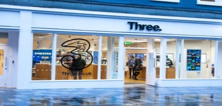 three store