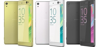 """Sony Xperia XA Ultra unveiled, with 6"""", edge-to-edge screen and 21.5MP camera"""
