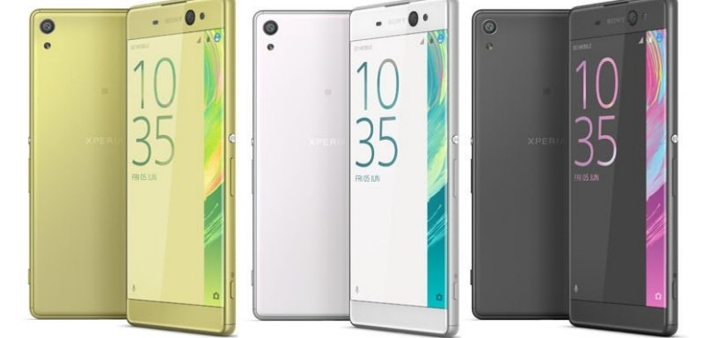 "Sony Xperia XA Ultra unveiled, with 6"", edge-to-edge screen and 21.5MP camera"