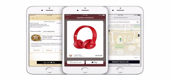 Apple Pay coming to websites on your iPhone