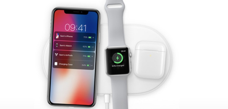 Apple AirPower charging mat on sale next month