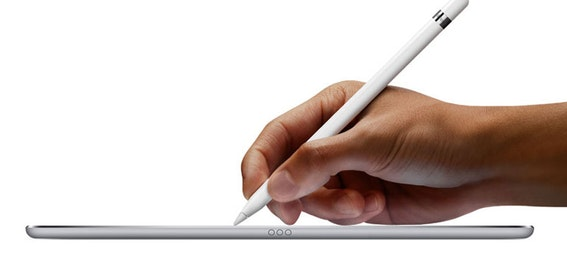 Apple working on iPhone with Apple Pencil support