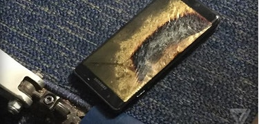 Galaxy Note 7: Samsung rolls out new battery limiting software