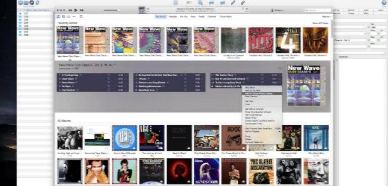apple music album art