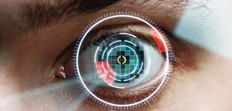 iPhone set to get iris scanning technology