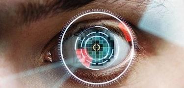 iPhone set to get iris scanning technology