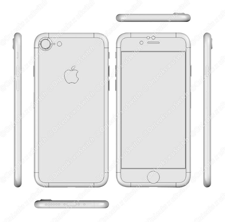 uswitch iphone 7 leak